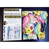 Цветные лосины Hot Shapers,Хот Шейперс для занятий спортом и похудения, фото 3
