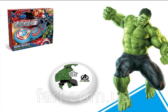 Летающий мяч Hoverball Халк 789-14