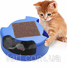 Игрушка для кошек Cat and mouse chase toy