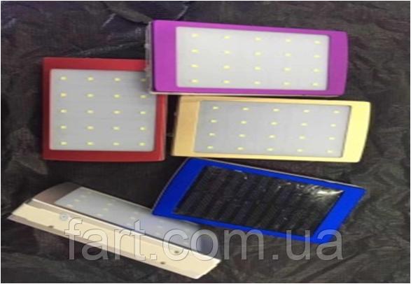 Зарядное устройство Solar Power Bank 50000 + LED