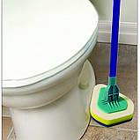Универсальная чистящая щетка-швабра Clean Reach, фото 7