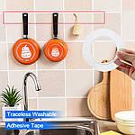 Двухсторонняя клейкая   лента-липучка «Magic Tape»  , моющийся Nano скотч 1/2/3/5 м