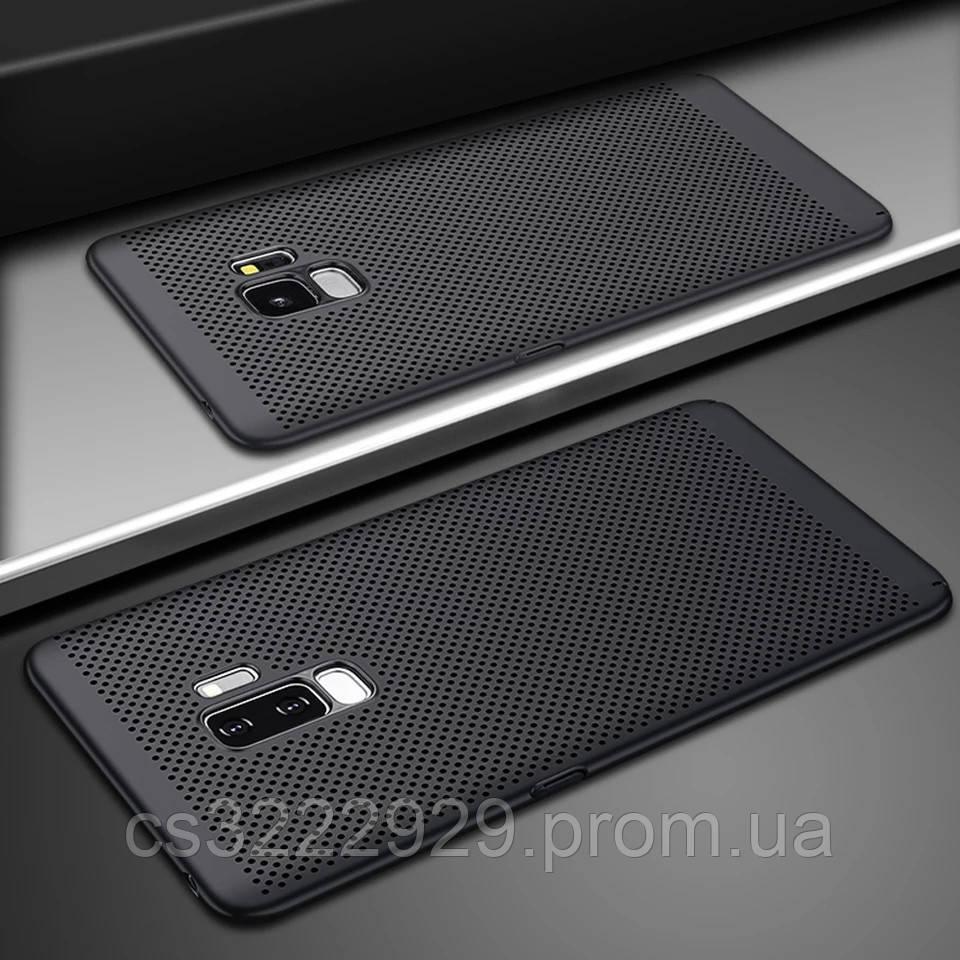 Чехол на Samsung Galaxy S10 Plus черный