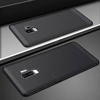 Чехол на Samsung Galaxy S10 Plus черный, фото 1