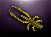 "CRAYFISH 3"" оливка кальмар"