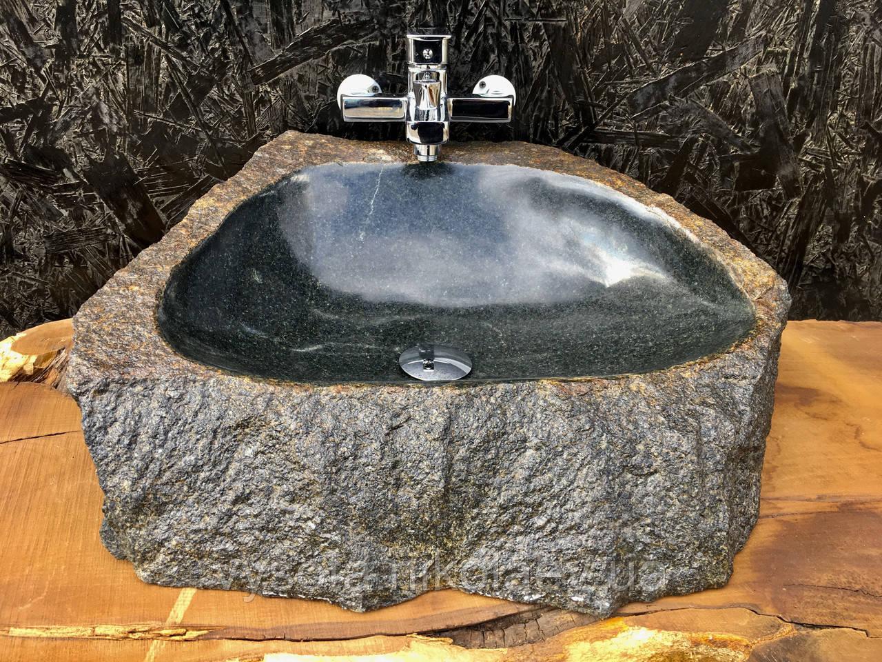 Раковина з натурального граніту  Precious Lake