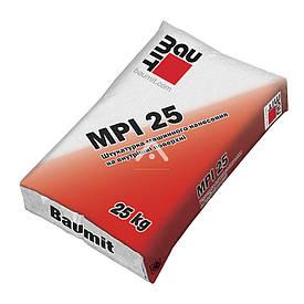 Штукатурна суміш Baumit МПІ-25, 25 кг