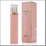 Hugo Boss Boss Ma Vie Pour Femme Intense парфюмированная вода 75 ml. (Хуго Босс Босс Ма Вие Пур Фемме Интенс), фото 5