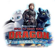 Dragons Як приборкати дракона 3 Дракон Денна Фурія