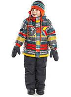 Зимний костюм для мальчика NANO 267 Deep Grey. Размер 6Х., фото 1