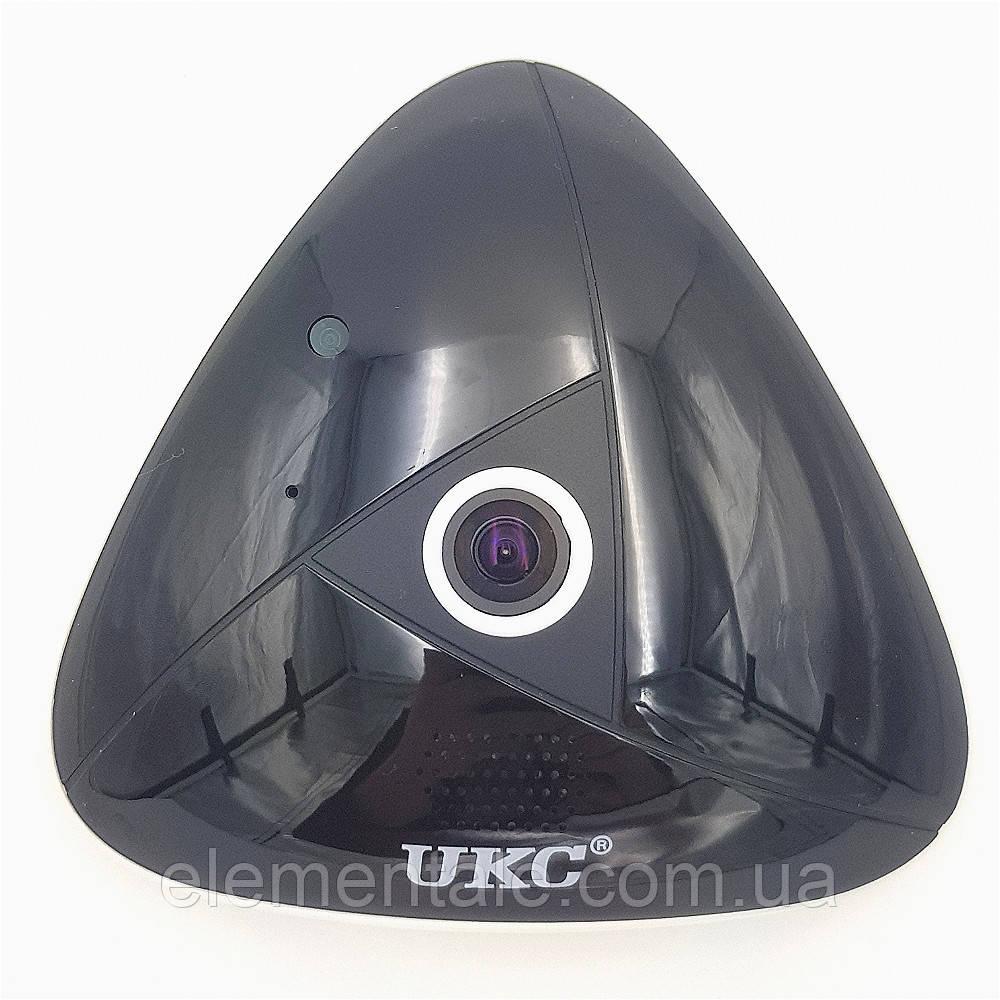 IP-камера потолочная IP CAMERA CAD VR 3 mp UKC 3630 Черный