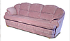 Диван Барон 3 Нераскладной Фабрика мягкой мебели Вика , фото 2