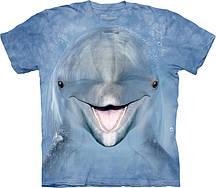 Футболка The Mountain Dolphin Face 103650