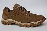 Тактические кроссовки из натуральной кожи мах к 2 хаки