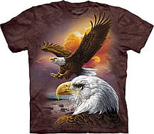 Футболка The Mountain Eagle and Clouds 103370