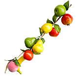 Связка с муляжами фруктов  80 см, фото 2