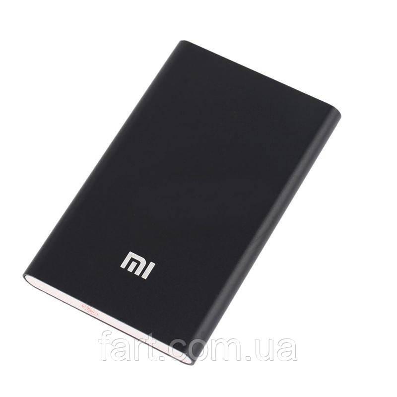Универсальное портативное зарядное устройство в стиле Xiaomi Mi Power Bank 12000 mAh