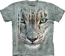 Футболка The Mountain Є Icicle Snow Leopard 103822