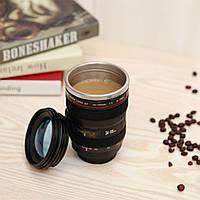 Кружка-термос в виде объектива Cup camera lens, фото 1