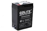 Аккумулятор GDLITE GD-645 (6V4.0AH), фото 1