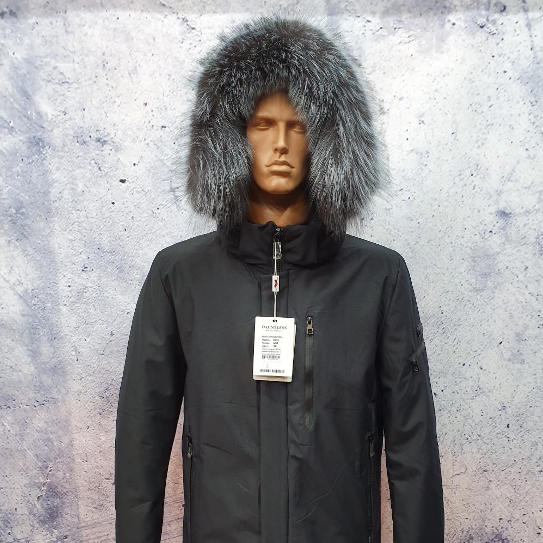 Мужская классическая зимняя куртка с  Dauntless 671