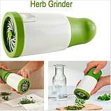 Терка мельница для зелени Herb Grinder, фото 7
