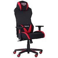 Геймерское кресло VR Racer Techno Tune черный/красный, TM AMF