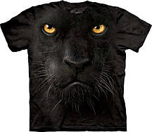 Футболка The Mountain Black Panther Face 103246