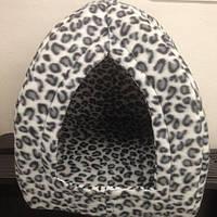 Теплый домик для собак и кошек Pet Hut