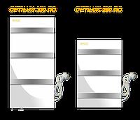 2 в 1 ИК обогреватель - полотенцесушитель металлический Optilux 330НВД