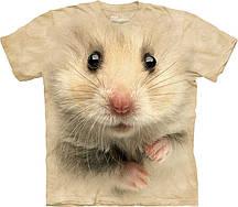 Футболка The Mountain Hamster Face 103621