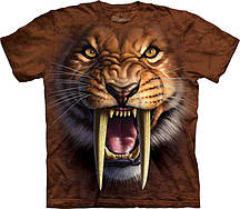 Футболка The Mountain Saber tooth Tiger 103338