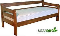 """Кровать детская\подростковая """"Для отдыха"""" из натурального дерева."""