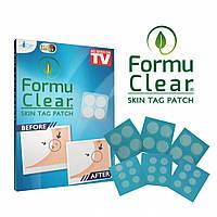 Пластыри Formu Clear от папиллом и бородавок, фото 1