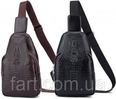 Мужская сумка Alligator BAG B