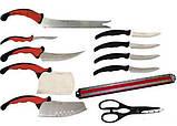 Набор кухонных ножей Contour Pro Knives (10 единиц) ST007, фото 3