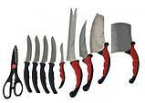 Набор кухонных ножей Contour Pro Knives (10 единиц) ST007, фото 4