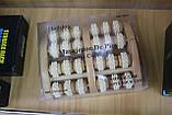 Массажные ролики банные с ручкой, фото 3