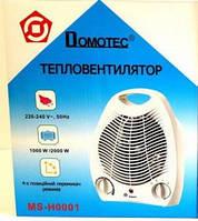 Тепловентилятор Domotec 5901 , фото 1
