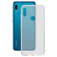 Чехол силиконовый TOTO Acrylic + TPU Case Huawei Y6 (2019) прозрачный