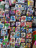 Набор Бейблейд Beyblade 2 в 1: Чо-Зет Волтраек В5 (Валькирия) В-127  + Чо-Зет Ахиллес А5 В-129  с пускателями, фото 8