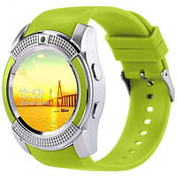 Смарт-часы Smart Watch V8 Green