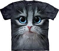 Футболка The Mountain Cutie Pie Kitten Face 103735