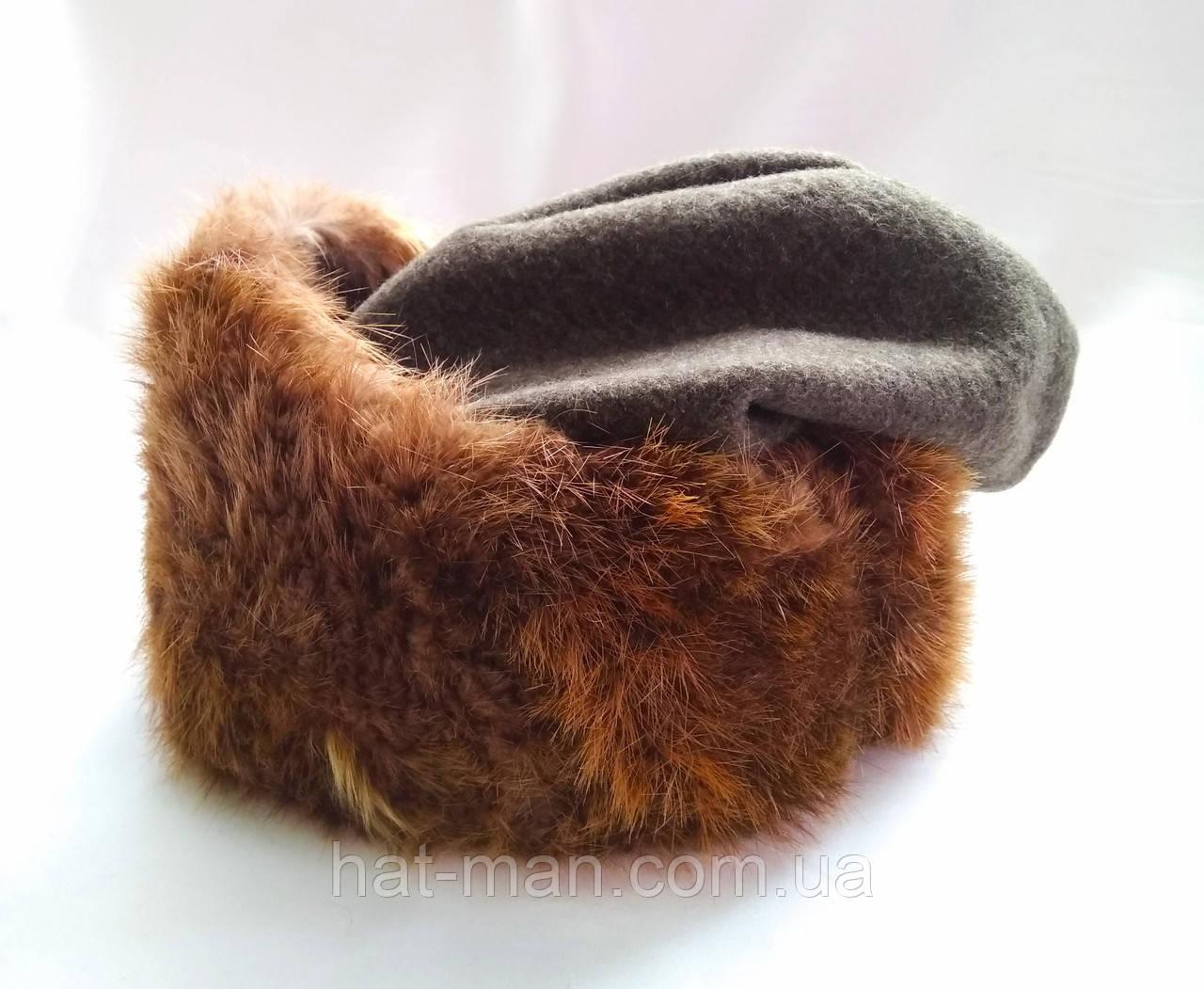 Гетьманська шапка з коротким шликом