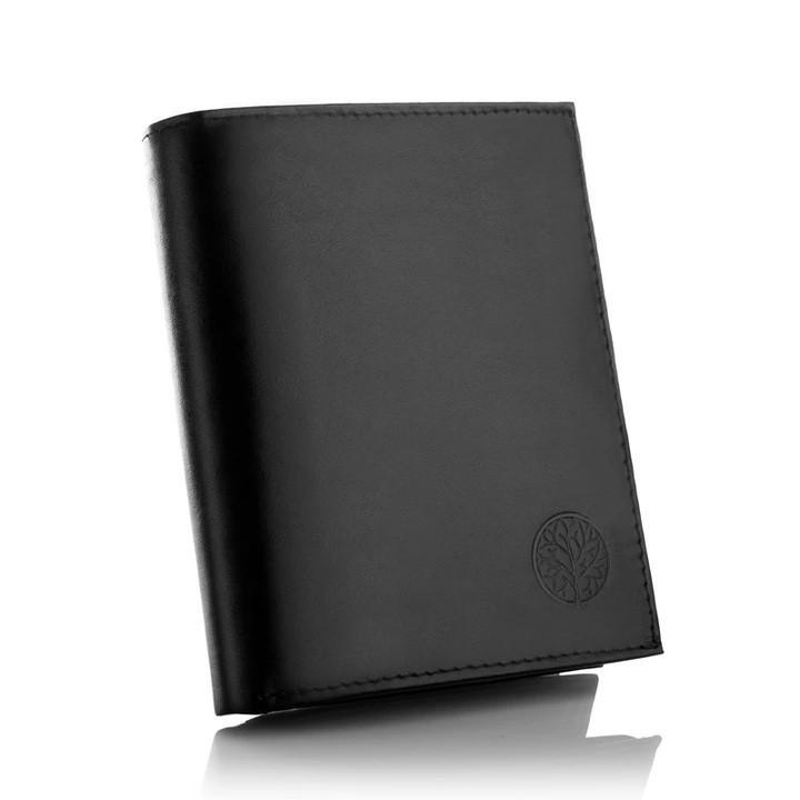 Чоловічий шкіряний гаманець Betlewski з RFID
