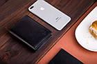 Чоловічий шкіряний гаманець Betlewski з RFID, фото 2
