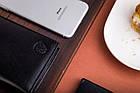 Чоловічий шкіряний гаманець Betlewski з RFID, фото 7