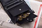Шкіряний вертикальний гаманець BETLEWSKI  RFID, фото 5