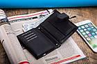 Шкіряний вертикальний гаманець BETLEWSKI  RFID, фото 8
