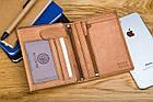 Шкіряний чоловічий гаманець BETLEWSKI RFID, фото 5